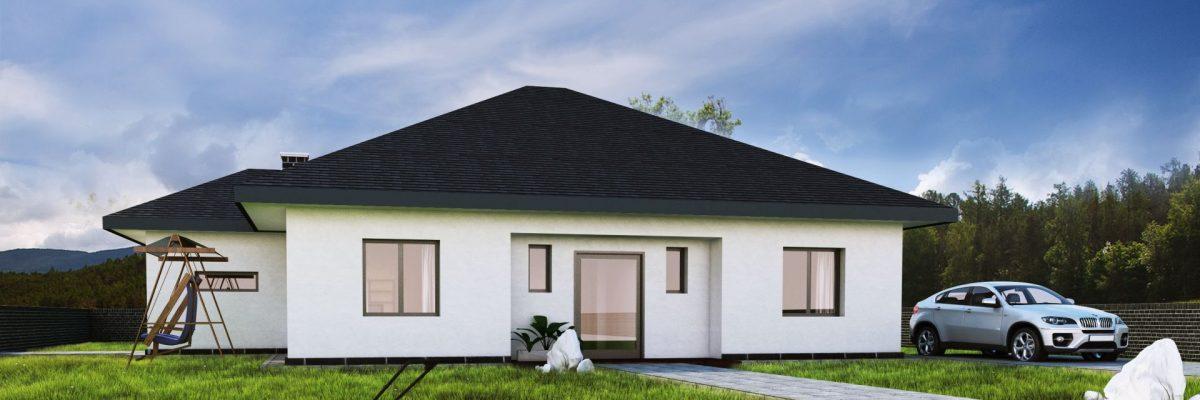 Dom Michał 126m2